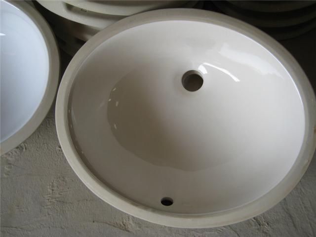 Bath Room Under Mount Sink (Bisque)